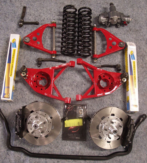Hotrods to Hell - Front Suspension Kits
